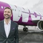 WOW dedica uno dei suoi aerei ai diritti di gay, lesbiche e trans
