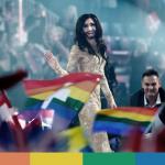Eurovision: niente bandiere arcobaleno quando canta la Russia