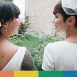 Omofobia a Bologna: tutti con Giulia ed Elisa per il loro matrimonio