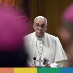 """Bergoglio: """"Le coppie omosessuali non sono nel disegno di Dio sulla famiglia"""""""