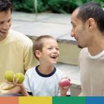 I padri gay? Non hanno niente da invidiare ai genitori etero