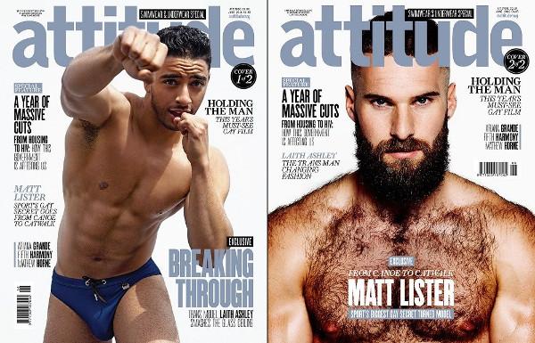 UK - Laith Ashley & Matt Lister