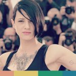 Asia Argento sarà madrina del Roma Pride 2016