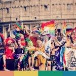 Roma Pride e Pavia Pride: la diretta Twitter