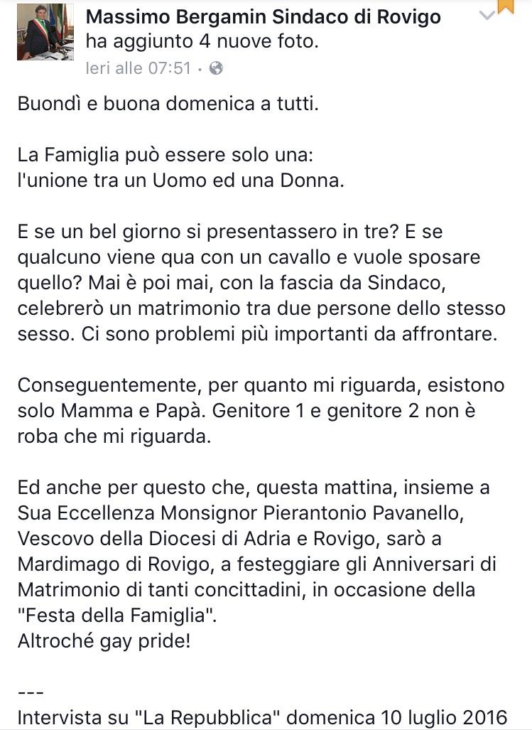 Massimo-Bergamin-sindaco-obiezione-di-coscienza-unioni-civili-2