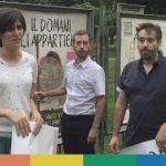 """Torino Pride, la sindaca riattacca i manifesti puliti: """"Ci vediamo tutti al Pride"""" – VIDEO"""