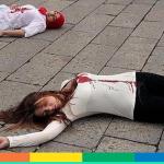 Taormina: uomini in piazza contro il femminicidio e la violenza sulle donne
