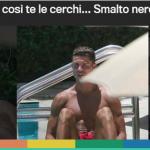Ronaldo ha lo smalto ai piedi e parte la macchina del sessismo mediatico
