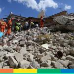 Il terremoto, l'odio di chi predica civiltà e la solidarietà di migranti e comunità Lgbt