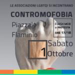 A Roma si torna in piazza contro l'omofobia