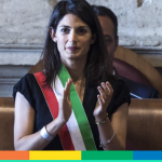 Sarà Virginia Raggi a celebrare la prima unione civile di Roma