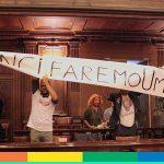 Trieste: il consiglio comunale contro l'uso della sala matrimoni per le unioni civili