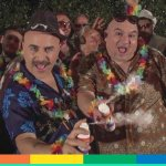"""I gay come ai tempi del Vizietto: censurato """"Gay Spray"""" dei Brigantini – VIDEO"""