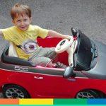 """Luca ha due papà diventa libro: """"Ho aperto la porta di casa per far conoscere la nostra famiglia"""""""