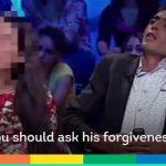 """Stuprata in famiglia, va in TV. Il conduttore: """"È colpa tua"""""""