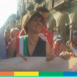 Trans Freedom March: la sindaca Appendino in corteo con la fascia tricolore