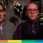 Babbo Natale esiste: sono Jim e Dylan, la coppia gay che risponde a tutte le letterine