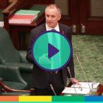 Il premier dell'Australia del Sud chiede scusa alle persone Lgbt in parlamento – VIDEO
