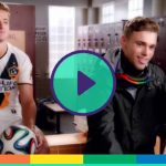 L'imperdibile cameo degli atleti gay Robbie Rogers e Gus Kenworthy in The Real O'Neals