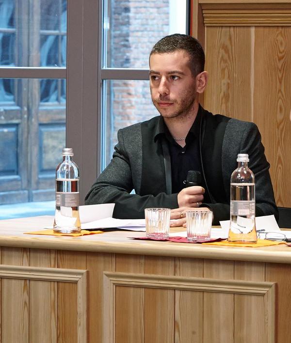 Marco Giusta, assessore alle Pari Opportunità di Torino