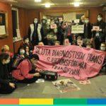 Dopo la Danimarca, anche la Svezia elimina la transessualità dalle malattie mentali