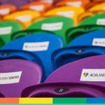 Il commovente tributo della città di Orlando alle 49 vittime della strage