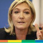 Marine Le Pen promette di abolire il matrimonio egualitario, se sarà eletta
