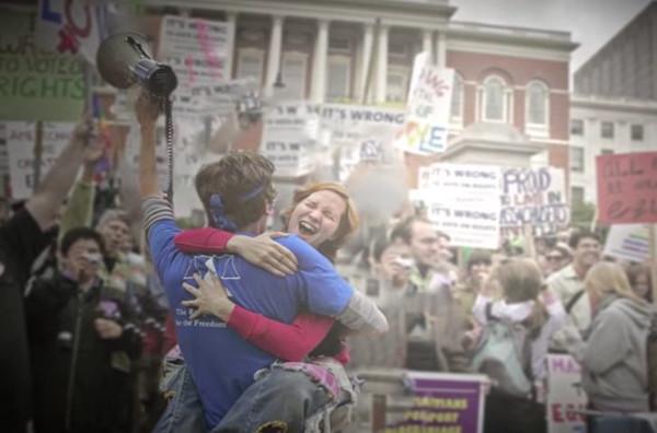 Matrimonio Gay In Usa : Usa l approvazione del matrimonio egualitario ha ridotto