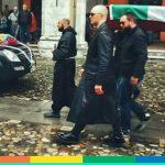 Funerale di Forza Nuova all'unione civile: denunciati i 18 partecipanti al corteo