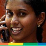 Prithika Yashini, la prima ufficiale di polizia trans dell'India