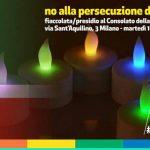 Gay torturati in Cecenia: a Torino e Bologna scendono in campo le istituzioni, presidio a Milano
