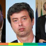 Primarie Pd, domani si vota: cosa dicono i tre candidati sui diritti LGBT e le donne? – INFOGRAFICA