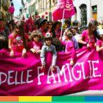 7 maggio: venite a conoscere le Famiglie Arcobaleno, in 10 piazze d'Italia