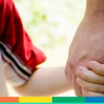 Si è genitori davvero quando si lotta per i propri figli, anche contro l'omofobia e la transfobia