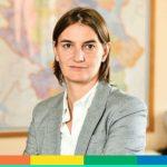 In Serbia per la prima volta una premier donna e dichiaratamente lesbica