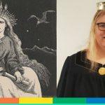 Eva, la prima trans a impersonificare l'Islanda durante la festa nazionale