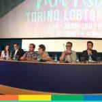 Stuart Milk al Lovers di Torino: la visibilità Lgbt contro il terrore in Cecenia