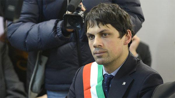 Andrea Romizi, sindaco di Perugia