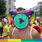 Berlino: il primo pride dopo il sì al matrimonio egualitario – VIDEO