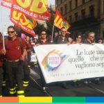 """I vigili del fuoco: """"Saremo al Roma Pride 2018"""""""