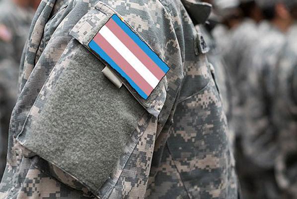 transgender esercito Usa