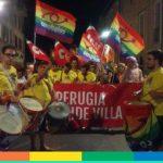 Il Perugia Pride 2018 sarà una parata, ma in rete è già omofobia e odio
