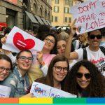 I 10 mila di Bergamo: il primo pride della città e del 2018 è stato successo – FOTO