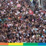 Catania Pride in linea con le altre piazze: mai così tanti