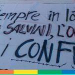 Siracusa Pride: striscione su Salvini. E la digos censura due manifestanti
