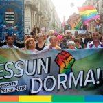 Un fiume arcobaleno, da nord a sud: centinaia di migliaia in piazza per gli otto Pride di ieri
