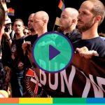 Budapest Pride: gruppo fascista interrompe il corteo (VIDEO)
