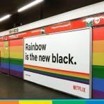 Il Milano Pride è finito, ma Porta Venezia rimane arcobaleno in modo permanente