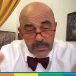 """Crozza diventa il senatore Pillon: """"Le donne? Le tengo in cantina con la catena"""""""