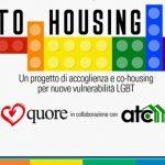 """Così Torino aiuta le persone Lgbt a rialzarsi: """"La To-Housing. Un antidoto alla solitudine"""""""